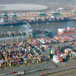 haven-Antwerpen-Container-terminals-at-Deurganckdock