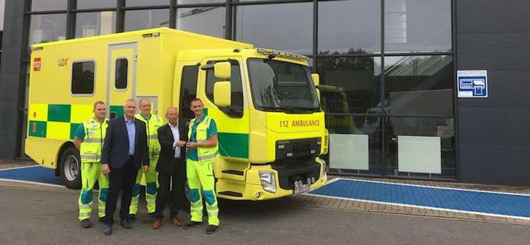 Volvo Trucks Ambulance