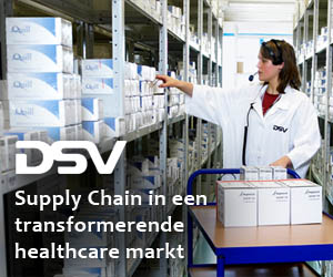 DSV: Supply Chain op een transformerende healthcaremarkt