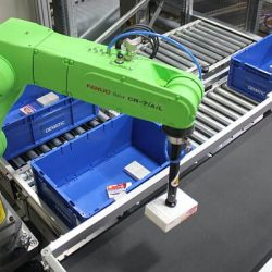 Dematic piece picking robot