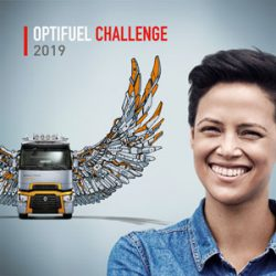 Renault Trucks Optifuel Challenge 2019