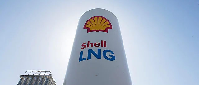 Shell opent LNG station in Antwerpse haven
