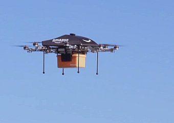 Drones in logistiek zijn nog niet voor morgen