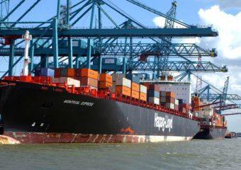 Uitstekend tweede kwartaal voor haven Antwerpen