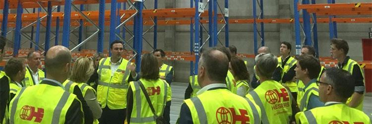 H. Essers investeert in chemie-opslag bij North Sea Port