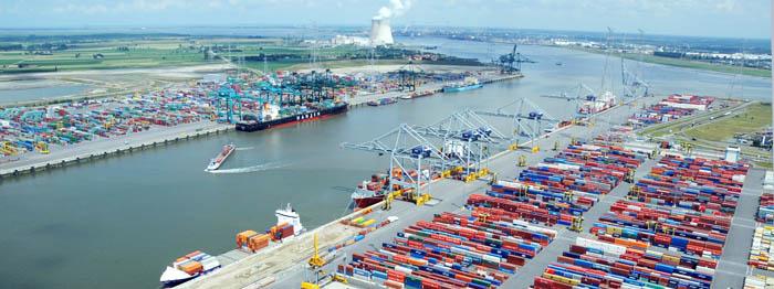 Corona in de Vlaamse havens