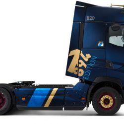 Renault Trucks viert 125 jaar geschiedenis met de T High 1894 Edition