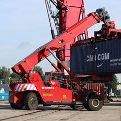 Honda schuift jaarlijks ruim 1400 containers naar binnenvaart