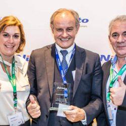 Transuniverse Forwarding wint Nitto Award
