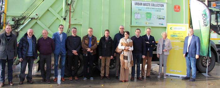 Verantwoorde mobiliteit in de afvalsector