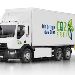 Renault Trucks bouwt 20 elektrische vrachtwagens voor Carlsberg