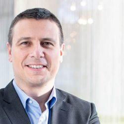 Geert Pauwels, CEO van Lineas, wint de European Railway Award