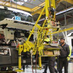Renault Trucks start met de serieproductie van zijn elektrische vrachtwagens
