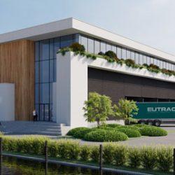 MG Real Estate bouwt logistieke hub van 60.000 m² voor Eutraco