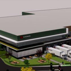 WDP verankert positie in Luxemburg met logistiek nieuwbouwproject