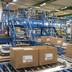 DistriMedia breidt versneld uit in Tielt om e-commerce boom op te vangen