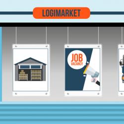 VIL en Logistics in Wallonia lanceren Logimarket