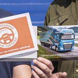 DAF rolt EcoDrive Training verder uit in Europa