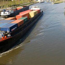 Vlaams minister Lydia Peeters lanceert projectoproep duurzame logistiek