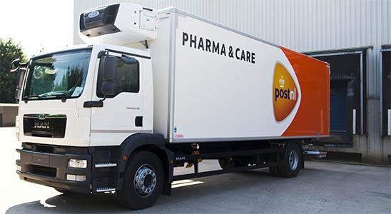 PostNL - Pharma and Care