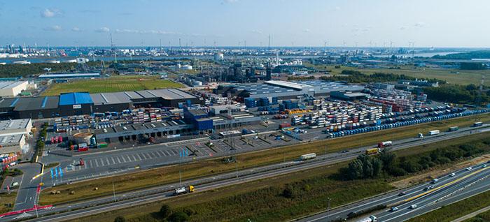 Van Moer Logistics, Van Wellen