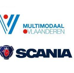 Multimodaal Vlaanderen - Scania