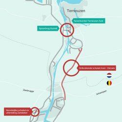 Rail Ghent-Terneuzen