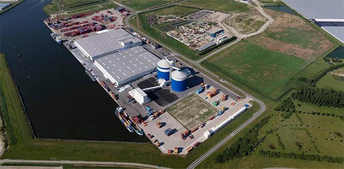 MSC Depot North Sea Port