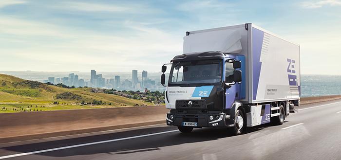 Renault Trucks - Z.E.