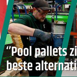 IPP Pool pallets zijn het beste alternatief