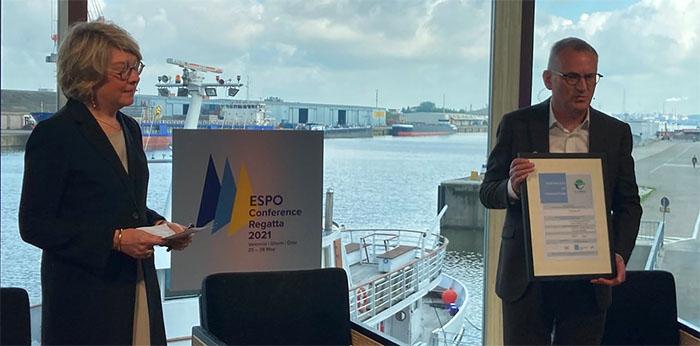 North Sea Port krijgt PERS-certificaat voor duurzaam milieubeheer