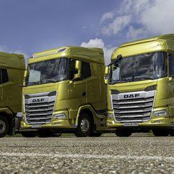 Het duurde nog geen maand voordat DAF zijn 1.000e klantorder voor de Nieuwe Generatie XF, XG en XG+ trucks kon schrijven.