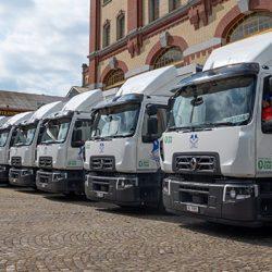 20 Renault Trucks electric delivered to Feldschlosschen Carlsberg 2