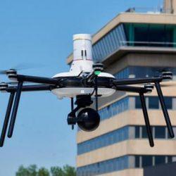 Drone - Haven Zeebrugge