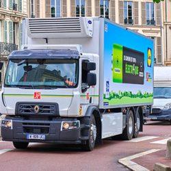 Renault Trucks D ZE 19T regfrigirated Lidle