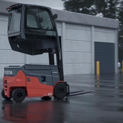 Toyota Material Handling Traigo80 heftruck